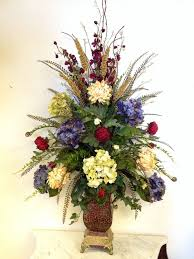 Silk Flowers Arrangements - 98 best pulpit flower arrangement images on pinterest flower