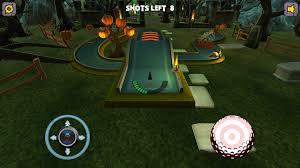 8 bit halloween background mini golf halloween android apps on google play