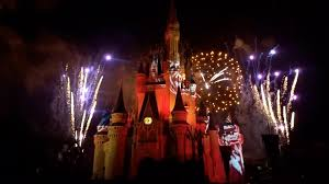 hallowishes fireworks show mickeys not so scary halloween party