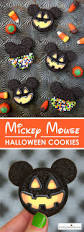 mickey mouse halloween cookies mickey mouse halloween fun food
