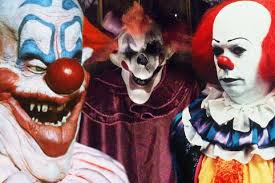 top creepy clowns birthday party anyone horror creepy clown craze sweeping the uk has been inspired by some of this