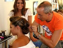 brisbane hair salons offer a wide range hairstyle options chignon best hair salon in south brisbane