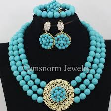 turquoise bridal earrings bridal jewelry set wedding necklace earrings