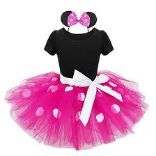 Halloween Costume Polka Dot Dress Baby Halloween Costumes