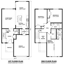 blue prints house two level floor plans floor ideas