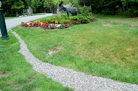 Backyard Connect Four by Installing French Drains For Yard Drainage