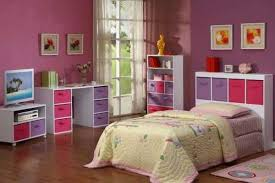 Bedroom Pink And Blue Brilliant 30 Girls Bedroom Ideas Blue And Purple Design Ideas Of