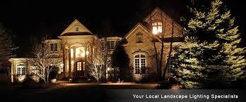 Landscape Lighting Pictures Premier Lighting Inc Chicago Area Landscape Lighting Outdoor