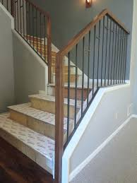 stair railings and banisters stairs bannister removable handrail traditional staircase stairs