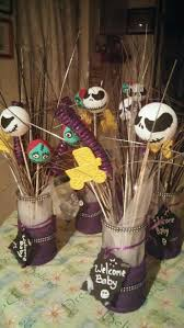 nightmare before christmas baby shower decorations nightmare before christmas baby shower centerpieces things i