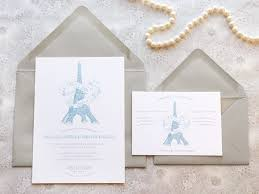 eiffel tower wedding invitations eiffel tower printable wedding invitations