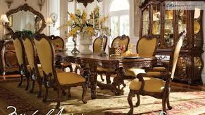 palais royale dining room collection from aico furniture youtube