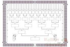 family tree printable chart newspaper activity the year born