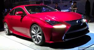 lexus rc 350 f sport price malaysia lexus rc 300h previewed ahead of tokyo debut
