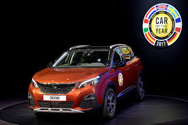 peugeot car of the year one of europe u0027s largest carmakers is testing self driving suvs in