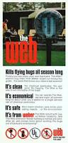 weber the web electric bug killer 1979 ad advertisement gallery