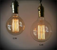 antique style g40 nostalgic globe light bulb 40 watt 5