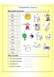 english teaching worksheets general vocabulary