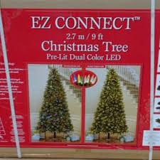 ez connect nine foot tree dual color led ebth