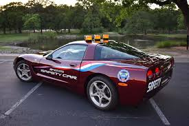 corvette auctions 2003 corvette 50th anniversary le mans safety car offered at