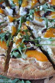 butternut squash and almond ricotta pizza veganosity
