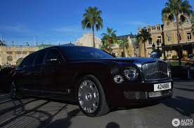 bentley blue bentley mulsanne grand limousine 6 august 2016 autogespot
