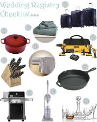 items for a wedding registry 10 must items for your wedding registry