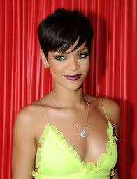how to mold and style short hair 2015 40 rihanna hairstyles to inspire your next makeover huffpost