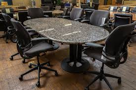 Granite Conference Table Denver Office Granite Libre Stone