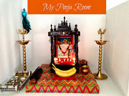 Mandir Decoration At Home Weekend Tweaks My Pooja Space In Our Home