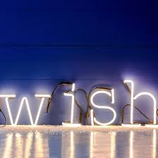 will you marry me signs in lights letter light