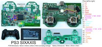 usb wireless ps3 controller wiring diagram throughout nes