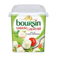 boursin cuisine ail et fines herbes boursin salade aperitif ail fines herbes 120g simply market