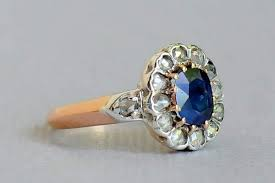 antique gold engagement rings the best vintage engagement ring stores in nyc s diamond district