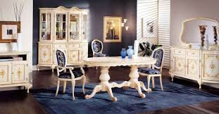 Luxury Dining Room Chairs Classic Yet Luxury Dining Room Furniture From Modenese Gastone