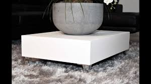 Modern Coffee Table by Low Profile Modern Coffee Table How To Make Youtube