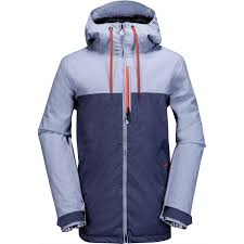 volcom commercial insulated jacket evo