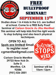 carlson gracie jiu jitsu summer special for parents and kids