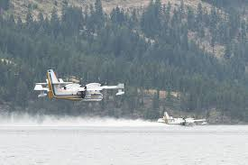Bc Wildfire Interface by Update Progress On Angle Mtn Fire Salmon Arm Observer