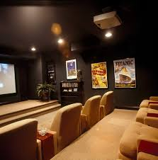 rich home interiors home theater contemporary home theatre newark by