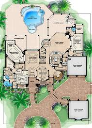 Mediterranean Style Home Plans Captivating Lanai House Plans Ideas Best Image Contemporary