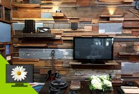 reclaimed wood gallery wall p g everyday p g everyday united