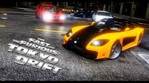 fast and furious 8 han still alive gta 5 the fast and the furious tokyo drift han s death full
