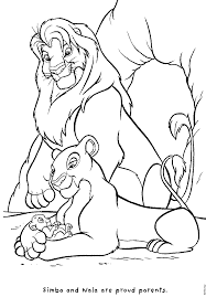 lion king coloring pages lions coloring books