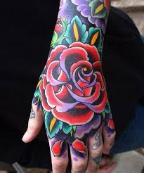 download rose tattoo colour danielhuscroft com
