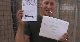 soldiers reveal the funniest letters they u0027ve received from kids