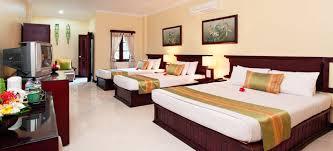 Adi Dharma Hotel  Kuta  Bali Hotel And Bali Villa - Family room hotels