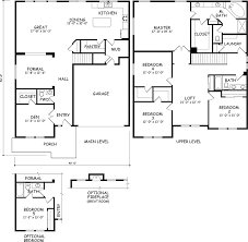 100 home floor plans oregon tuscany pines homes in