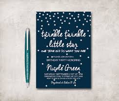 under the stars printable invitation by itsy belle by itsybelle