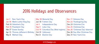 new york web design studio new york ny calendar 2016 holidays